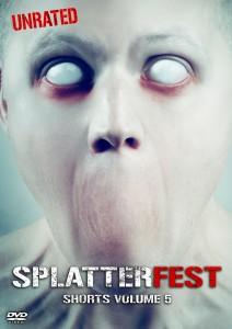SplatterFest 2014 DVD